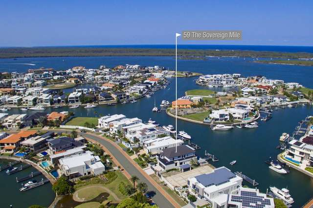 59 The Sovereign Mile, Sovereign Islands QLD 4216