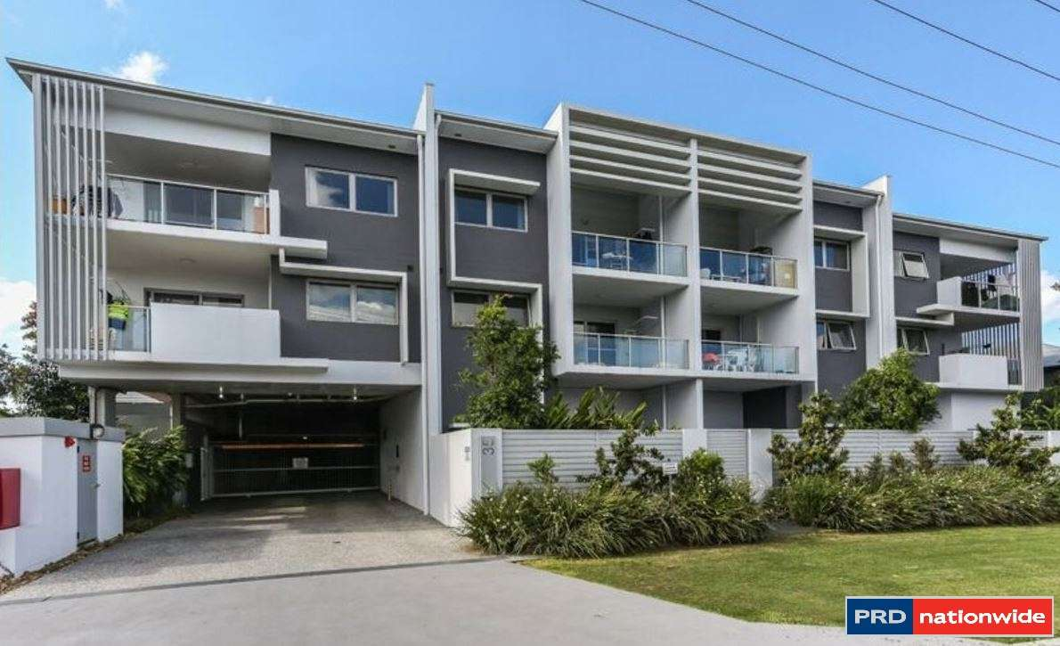 Main view of Homely unit listing, 1/410 Zillmere Road (Carpark Via Seeney Street), Zillmere, QLD 4034