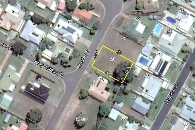 26 Merlin Drive, Urangan QLD 4655