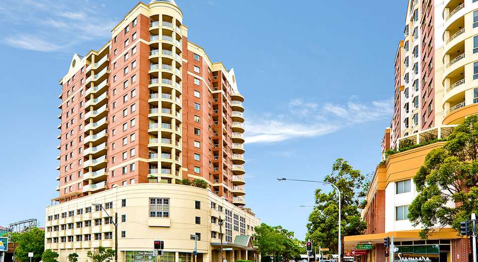 1103/3-5 Albert Rd, Strathfield NSW 2135