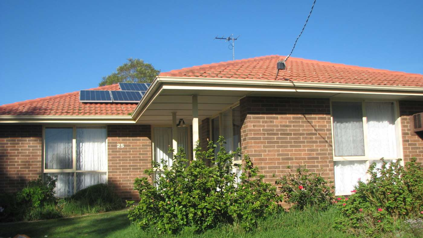 Main view of Homely house listing, 25 ROBERTS AVENUE, Hoppers Crossing, VIC 3029