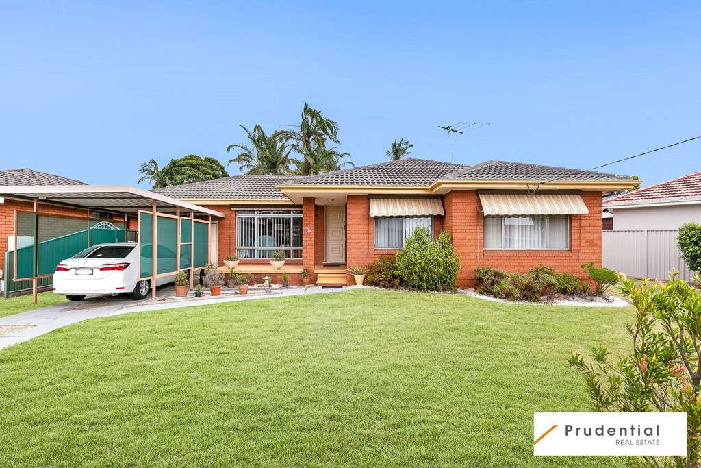 Main view of Homely house listing, 24 Edgecombe Avenue, Moorebank, NSW 2170