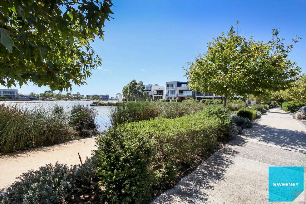 Third view of Homely apartment listing, 1/2 The Esplanade, Caroline Springs VIC 3023