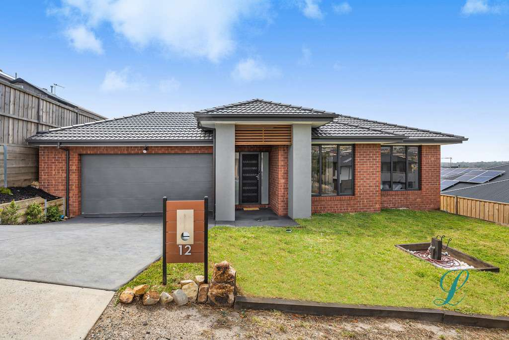 Main view of Homely house listing, 12 Lewis Place, Sunbury, VIC 3429