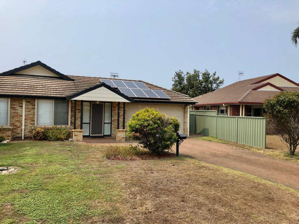 Main view of Homely semidetached listing, 2/12 Pebble Parade, Fingal Bay, NSW 2315