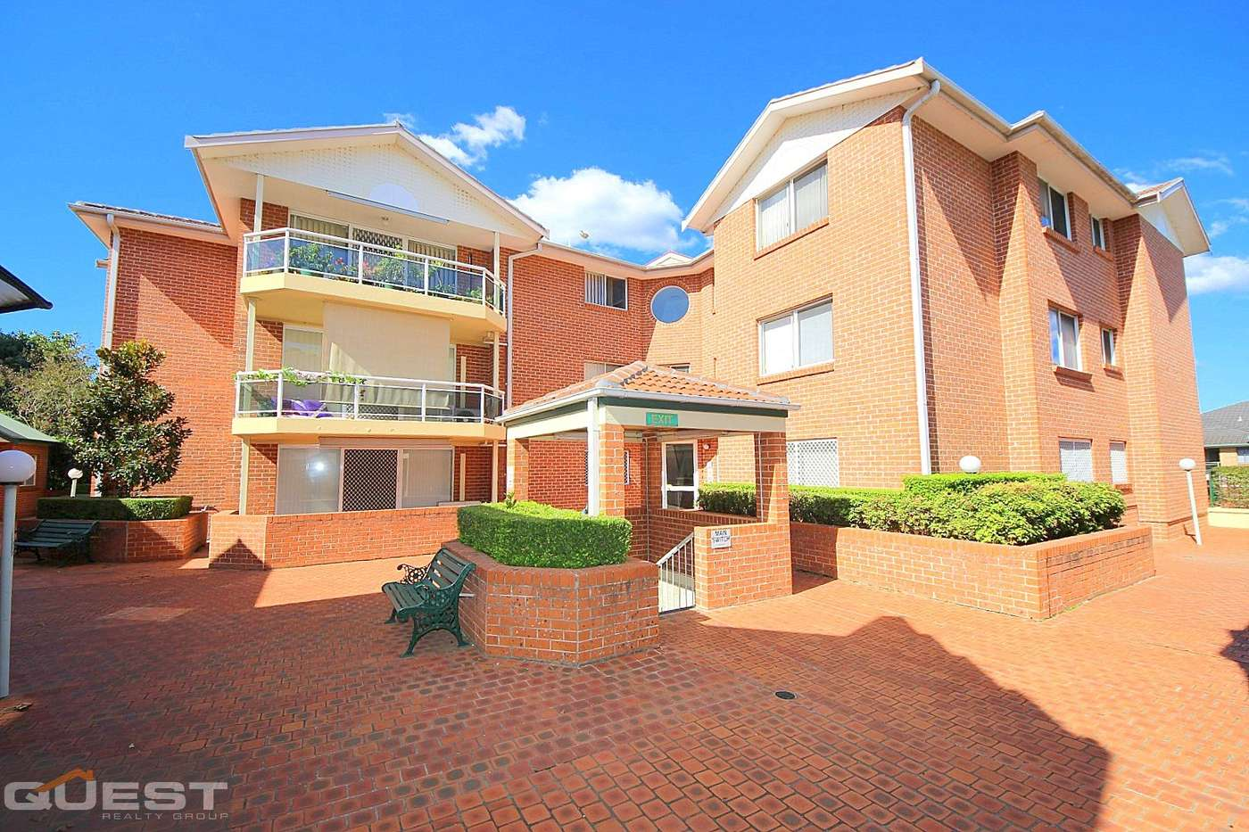 Main view of Homely unit listing, 21/73-75 Reynolds Avenue, Bankstown, NSW 2200