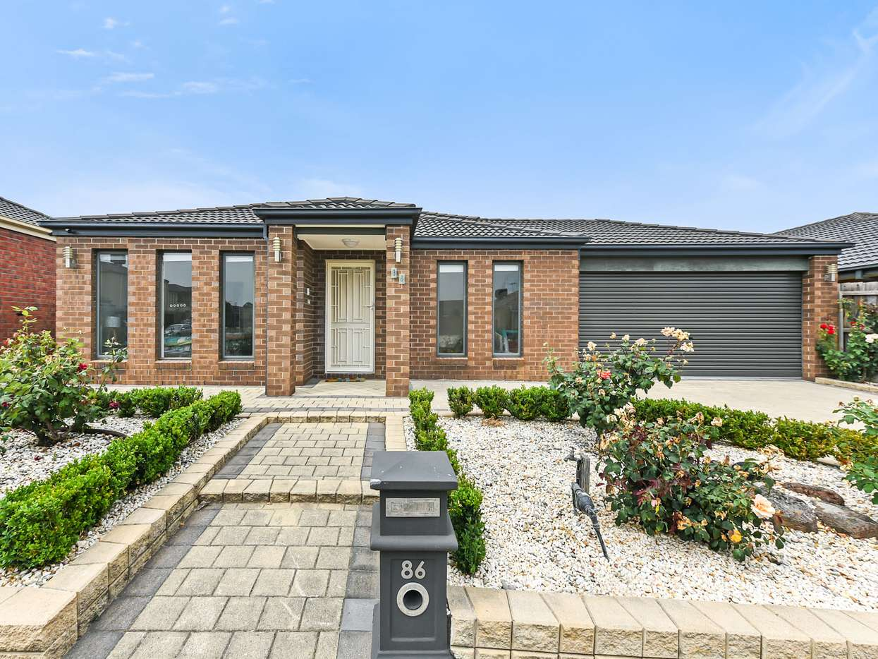 Main view of Homely house listing, 86 Tomasetti Crescent, Narre Warren, VIC 3805