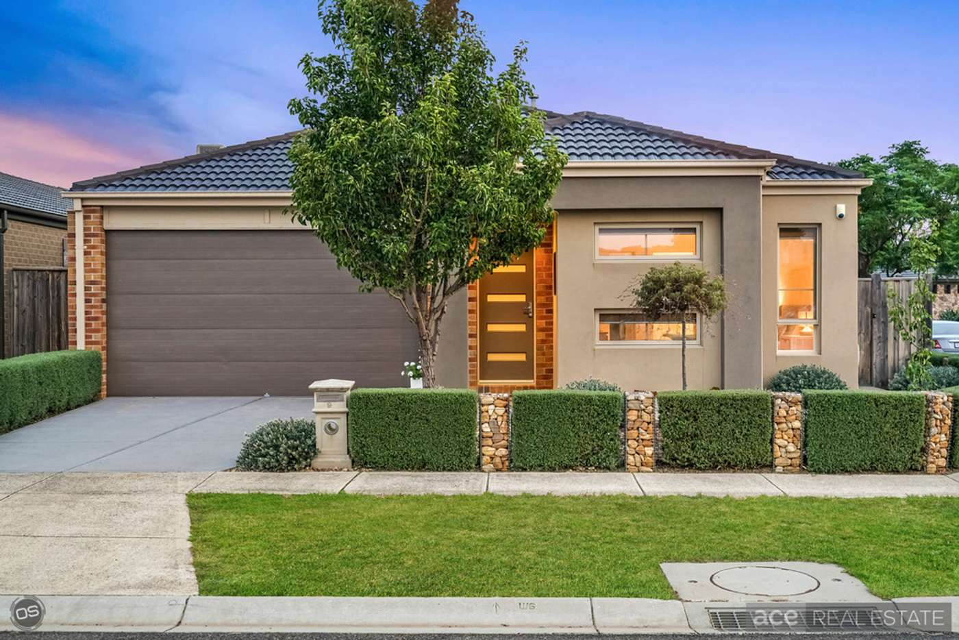 Main view of Homely house listing, 9 Rodeo Grove, Point Cook VIC 3030