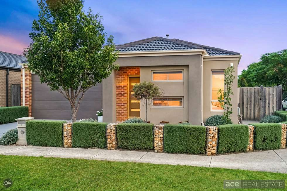 Second view of Homely house listing, 9 Rodeo Grove, Point Cook VIC 3030