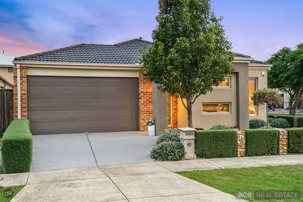 Third view of Homely house listing, 9 Rodeo Grove, Point Cook VIC 3030