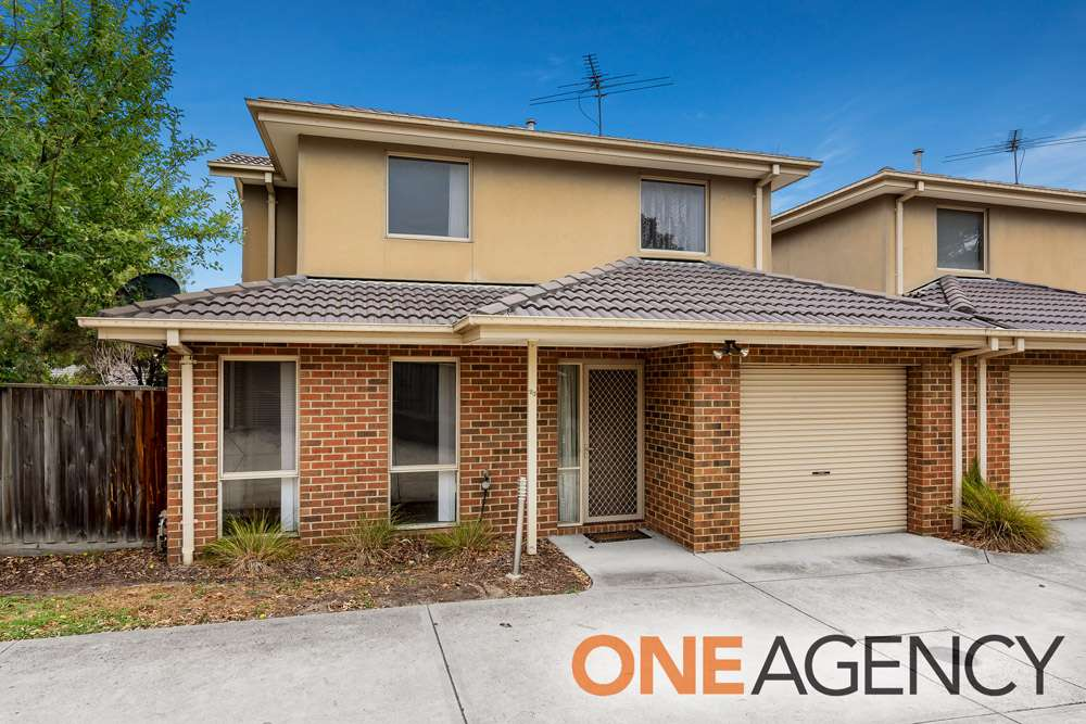 Main view of Homely townhouse listing, 23/235 Scoresby Road, Boronia, VIC 3155