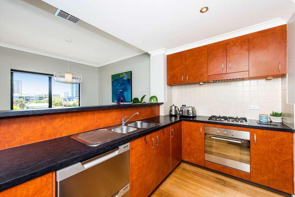 Fifth view of Homely apartment listing, 6/23 Hardy Street, South Perth WA 6151