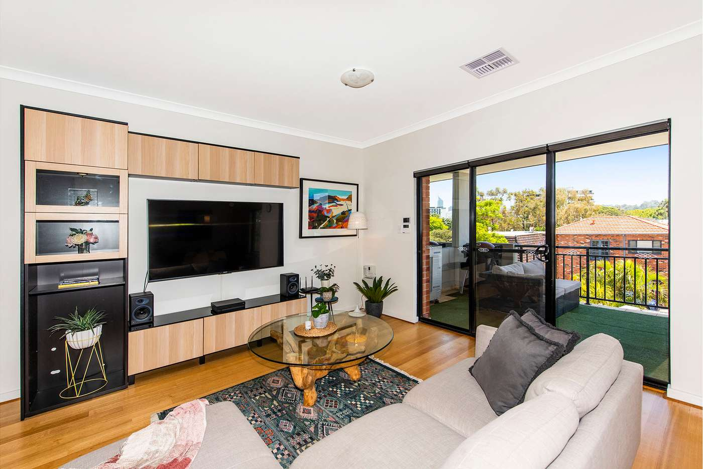 Seventh view of Homely apartment listing, 6/23 Hardy Street, South Perth WA 6151