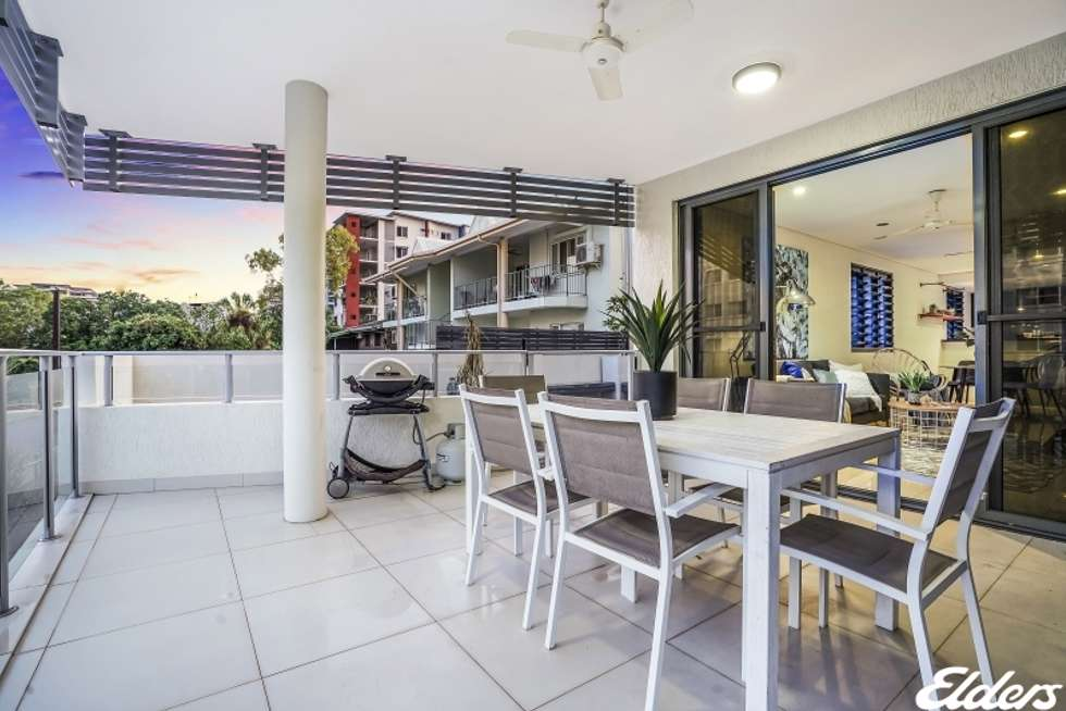 Second view of Homely apartment listing, 1/5 Houston Street, Larrakeyah NT 820
