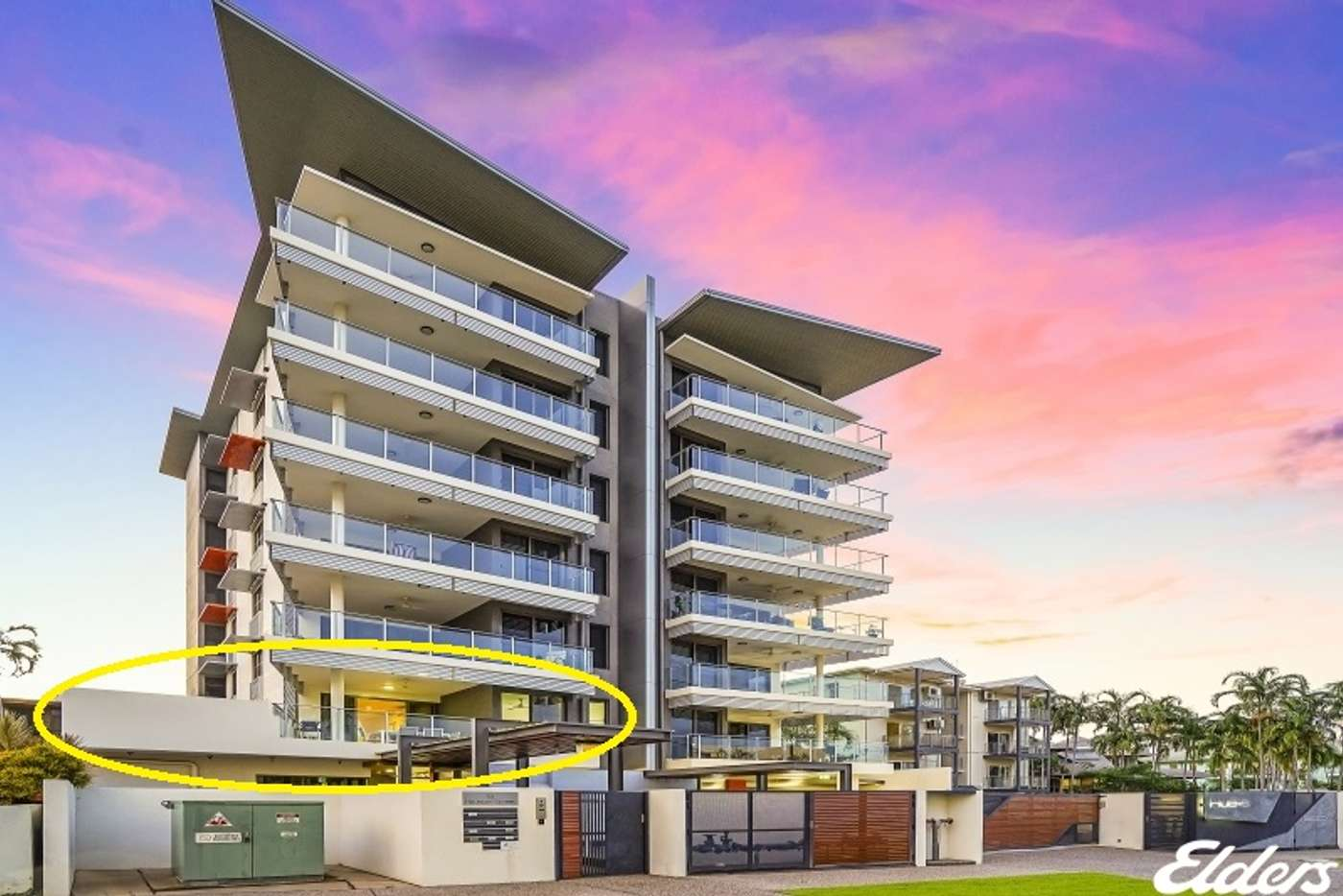 Sixth view of Homely apartment listing, 1/5 Houston Street, Larrakeyah NT 820