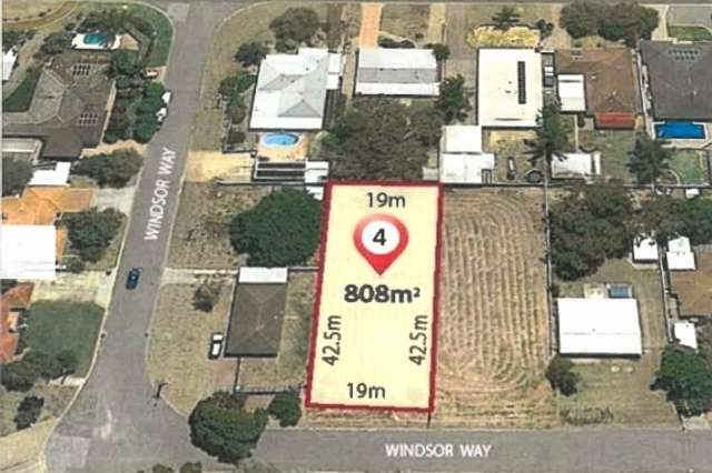 4 Windsor Way, Falcon WA 6210