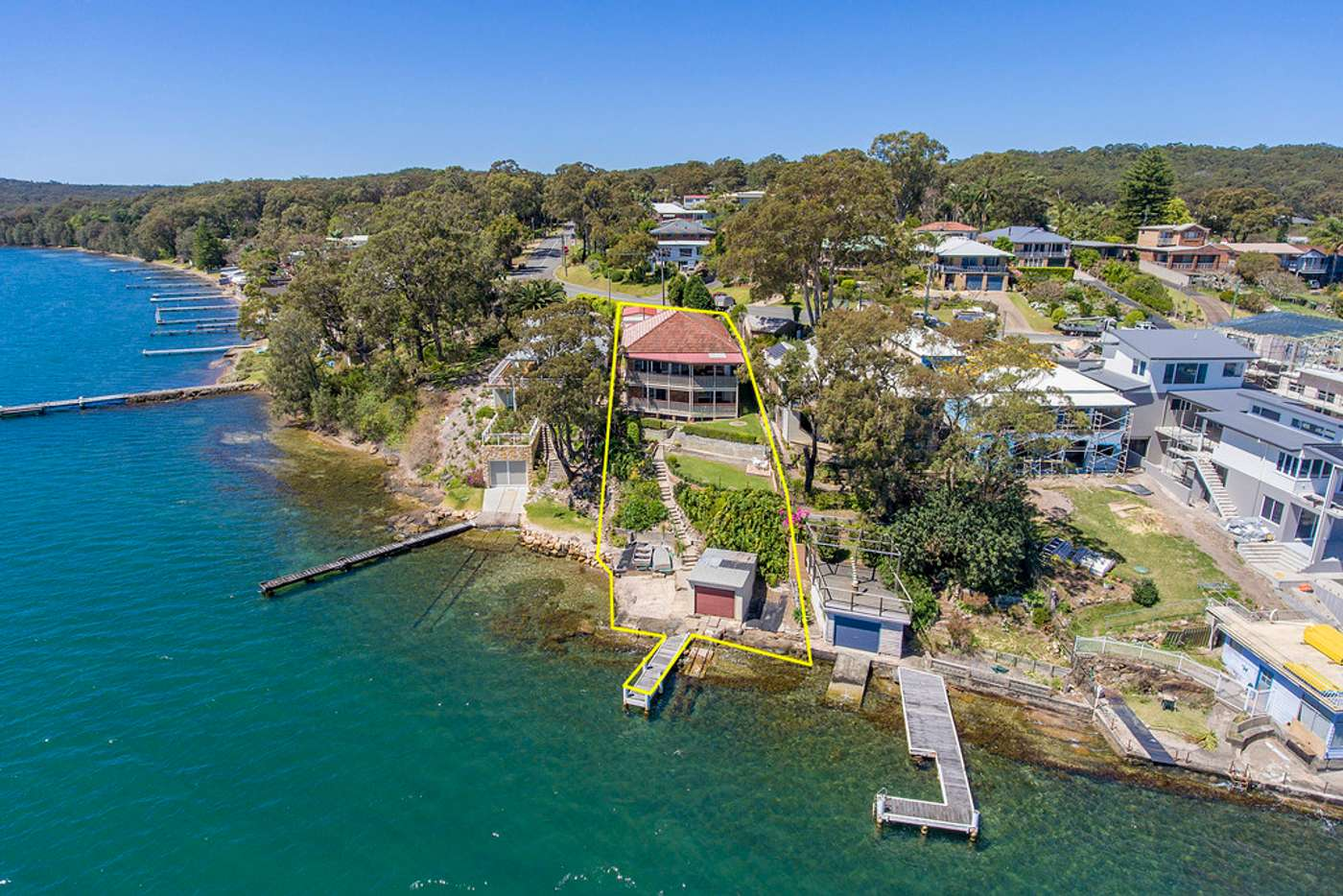 Main view of Homely house listing, 4 Marine Parade, Nords Wharf NSW 2281