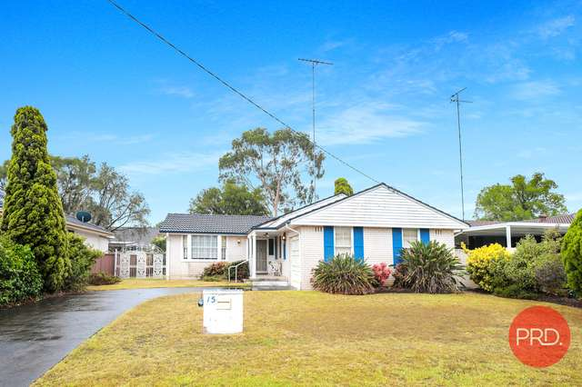 15 Miller Street, South Penrith NSW 2750