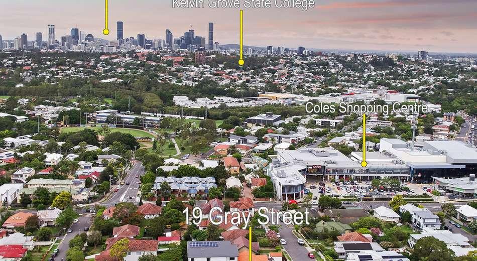 19 Gray Street, Newmarket QLD 4051