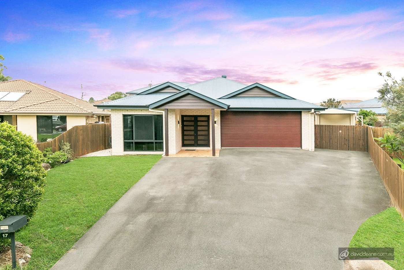 Main view of Homely house listing, 17 April Court, Joyner QLD 4500