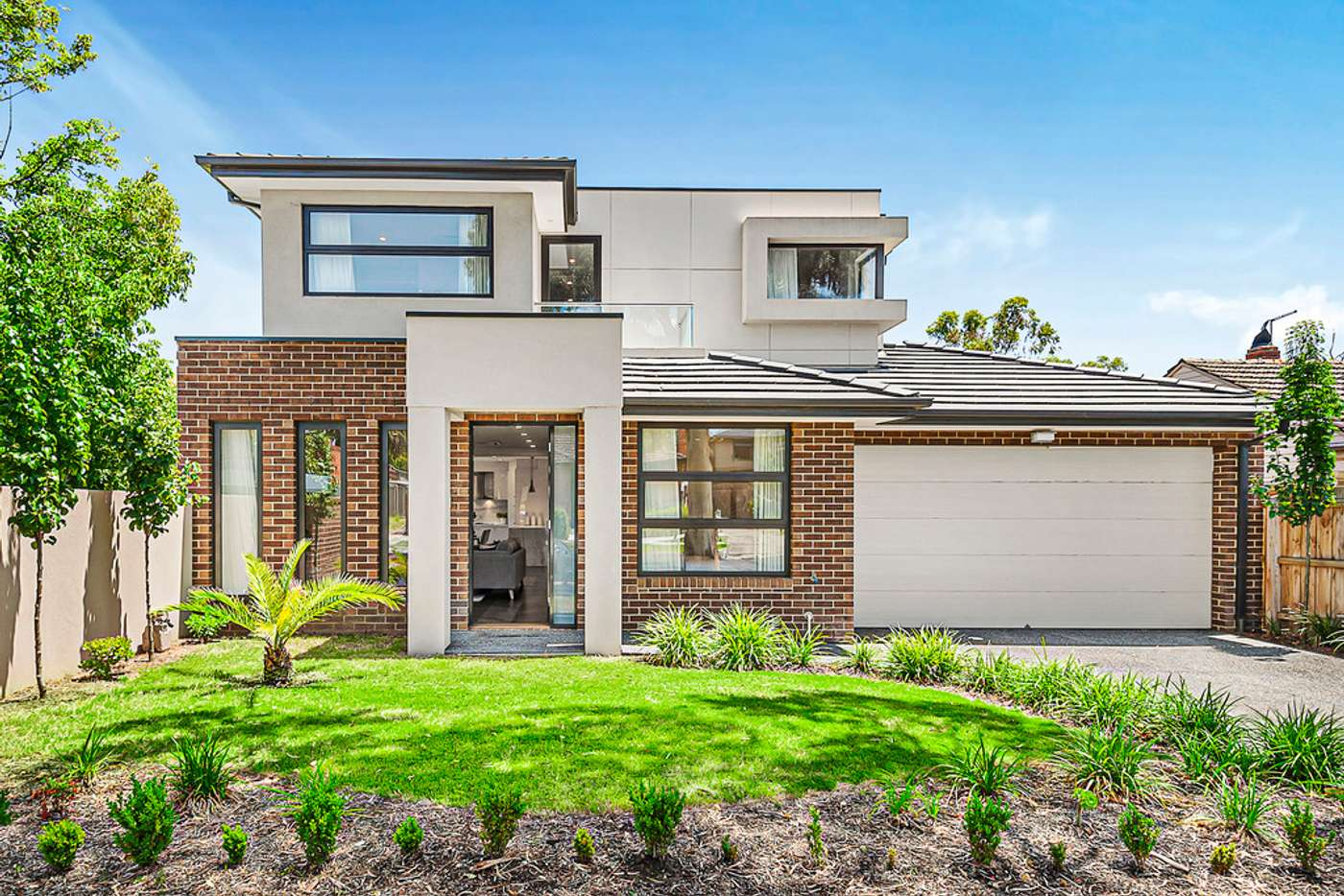 Main view of Homely townhouse listing, 1/1 Saxton Street, Box Hill North VIC 3129