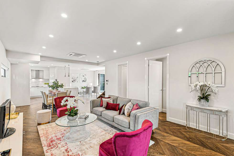 Second view of Homely townhouse listing, 1/1 Saxton Street, Box Hill North VIC 3129