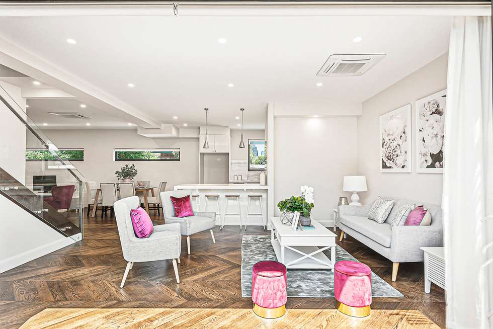 Third view of Homely townhouse listing, 1/1 Saxton Street, Box Hill North VIC 3129