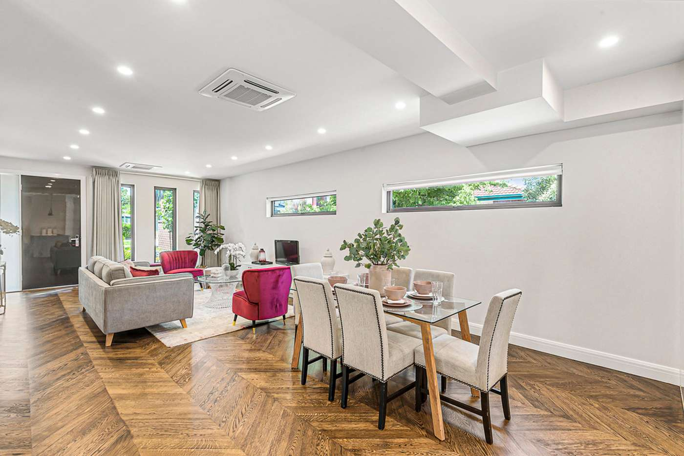 Fifth view of Homely townhouse listing, 1/1 Saxton Street, Box Hill North VIC 3129