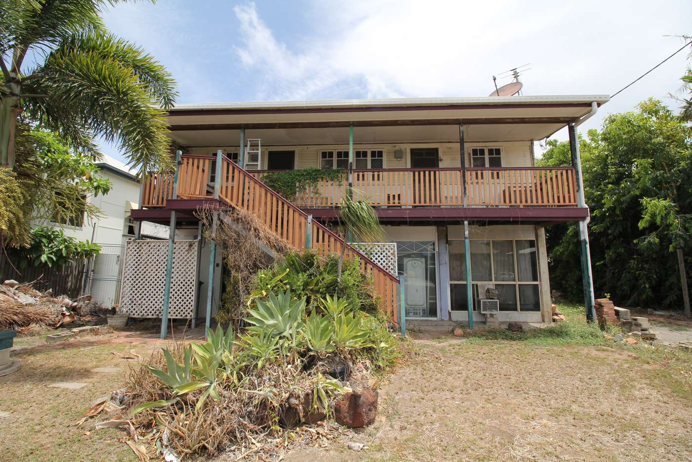 Main view of Homely semiDetached listing, 112 Boundary Street, Railway Estate QLD 4810