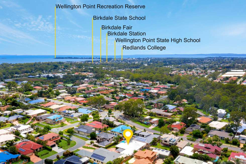 Fourth view of Homely house listing, 12 Mallan Terrace, Birkdale QLD 4159