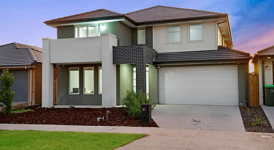 81 Stoneleigh Circuit, Williams Landing VIC 3027