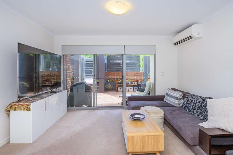 Second view of Homely apartment listing, 27/189 Swansea Street East, East Victoria Park WA 6101