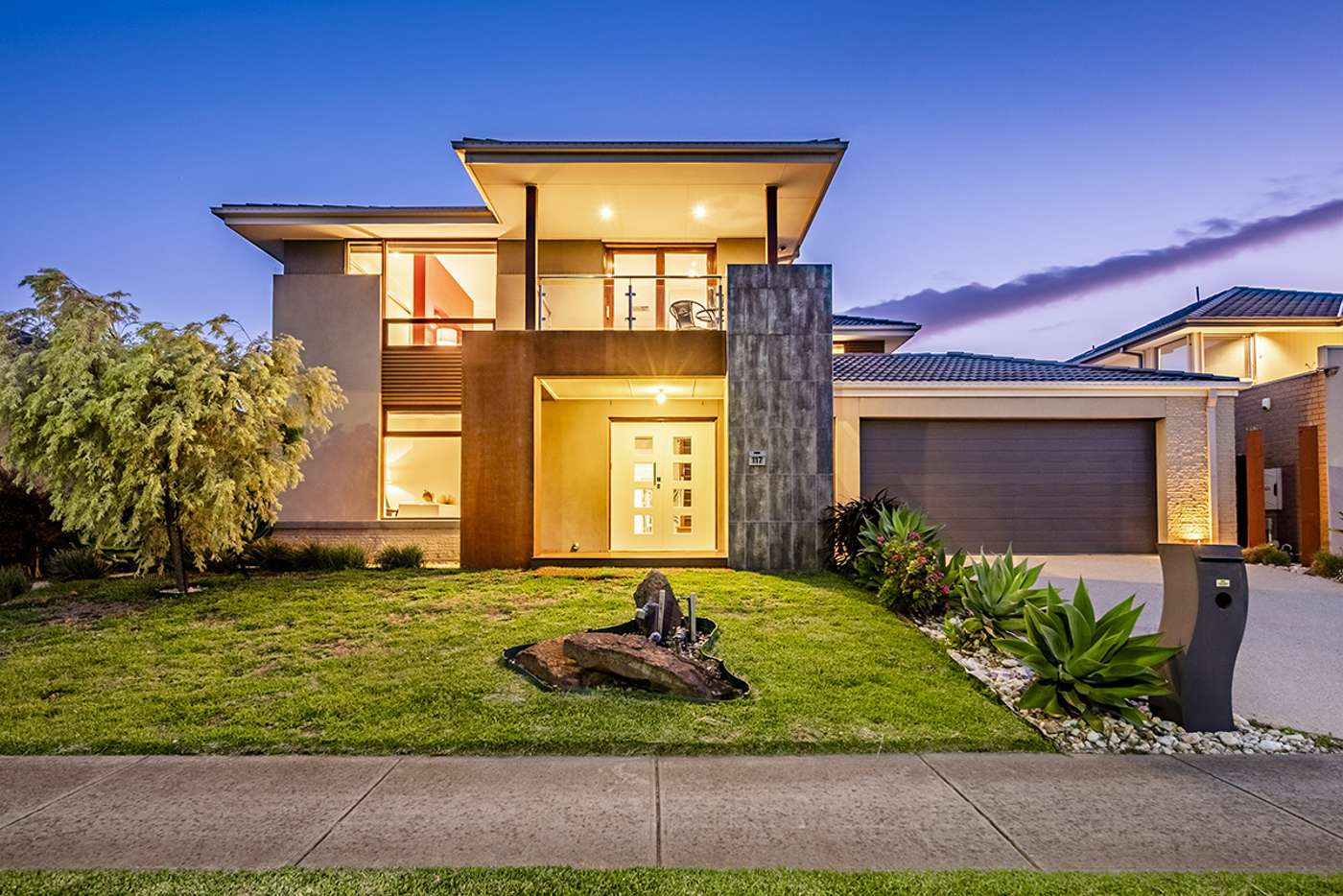 Main view of Homely house listing, 117 Marriott Boulevard, Lyndhurst VIC 3975