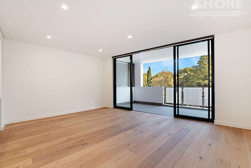 Second view of Homely apartment listing, 101/4 Culworth Avenue, Killara NSW 2071