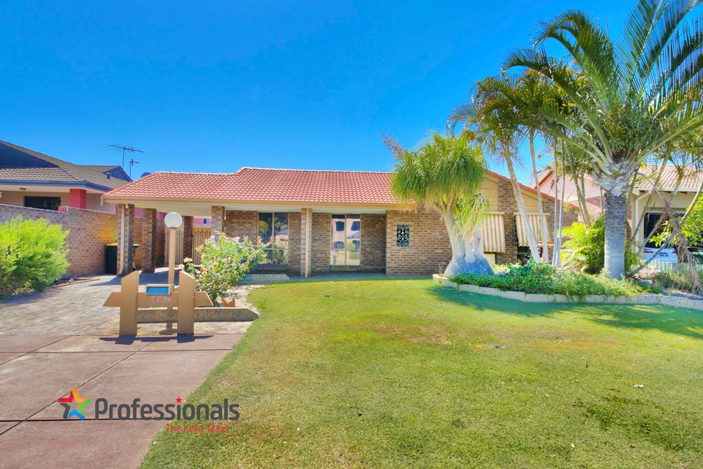 Main view of Homely house listing, 10 Kingfisher Place, Stirling WA 6021