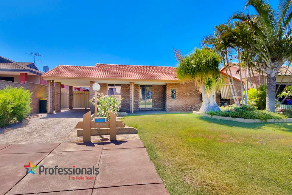Third view of Homely house listing, 10 Kingfisher Place, Stirling WA 6021