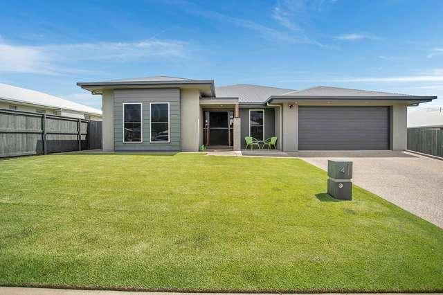 4 Kerrisdale Crescent, Beaconsfield QLD 4740
