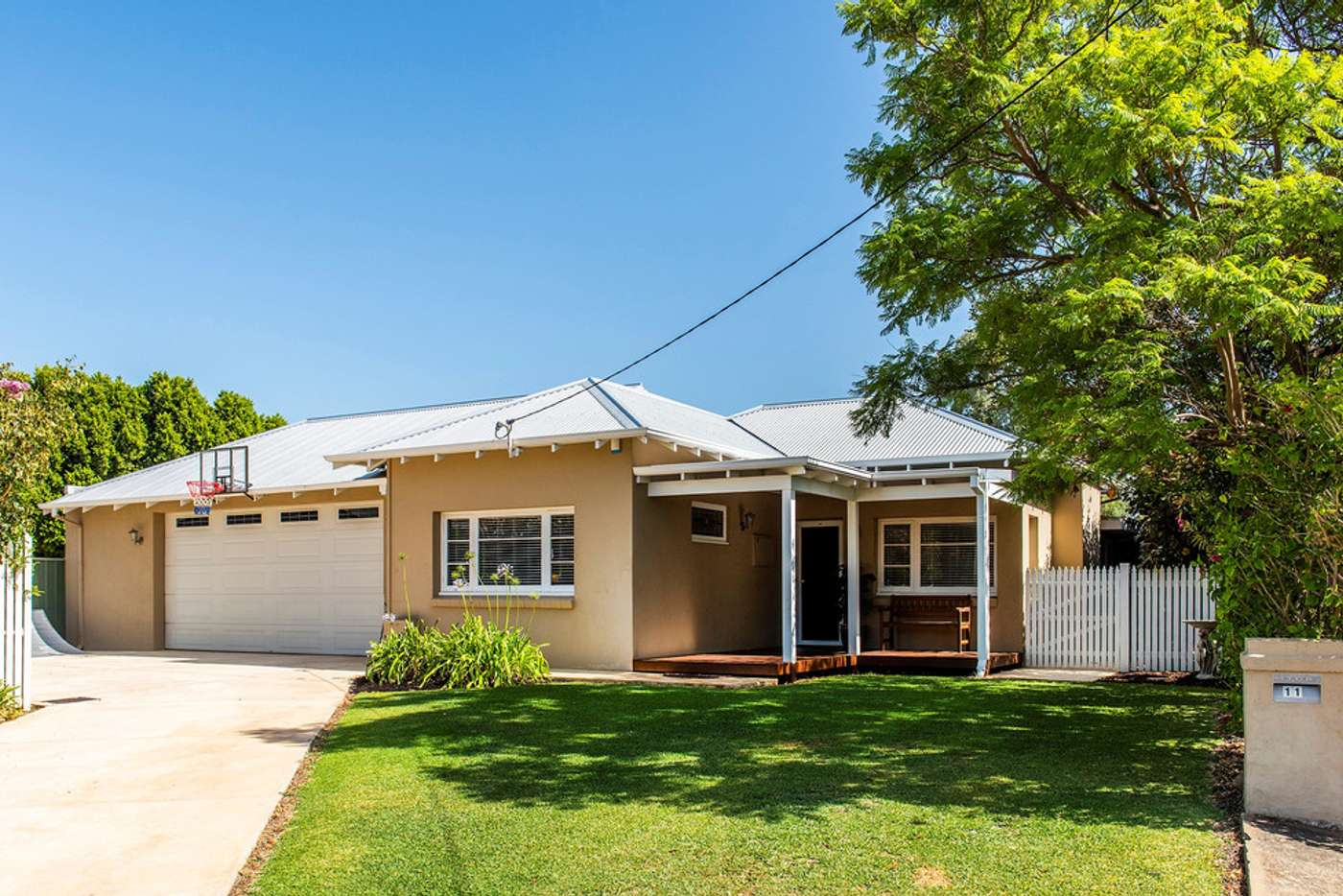 Main view of Homely house listing, 11 JOHNSON AVENUE, Guildford WA 6055
