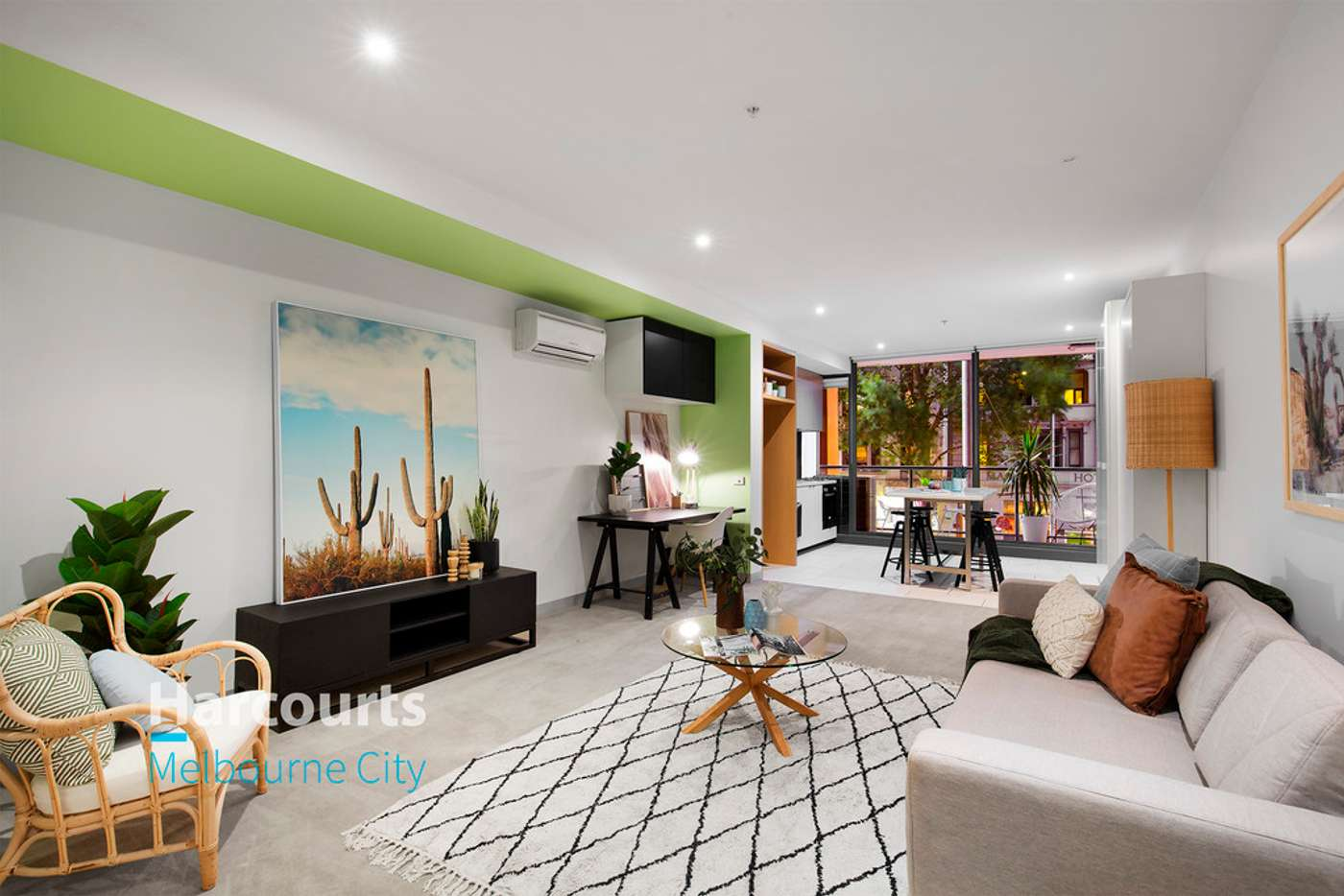 Main view of Homely apartment listing, 107/565 Flinders Street, Melbourne VIC 3000