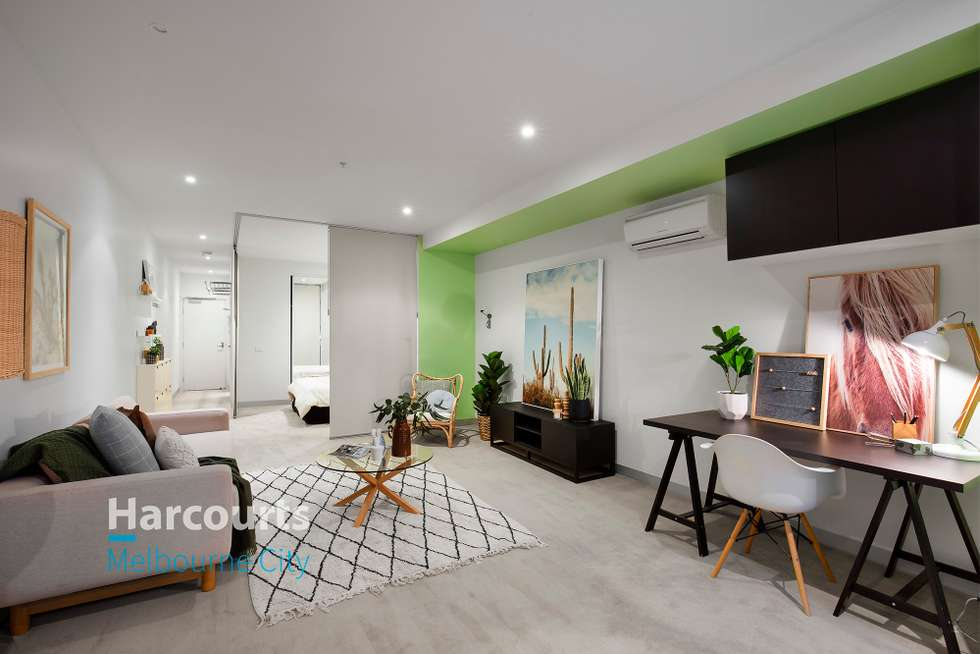 Third view of Homely apartment listing, 107/565 Flinders Street, Melbourne VIC 3000