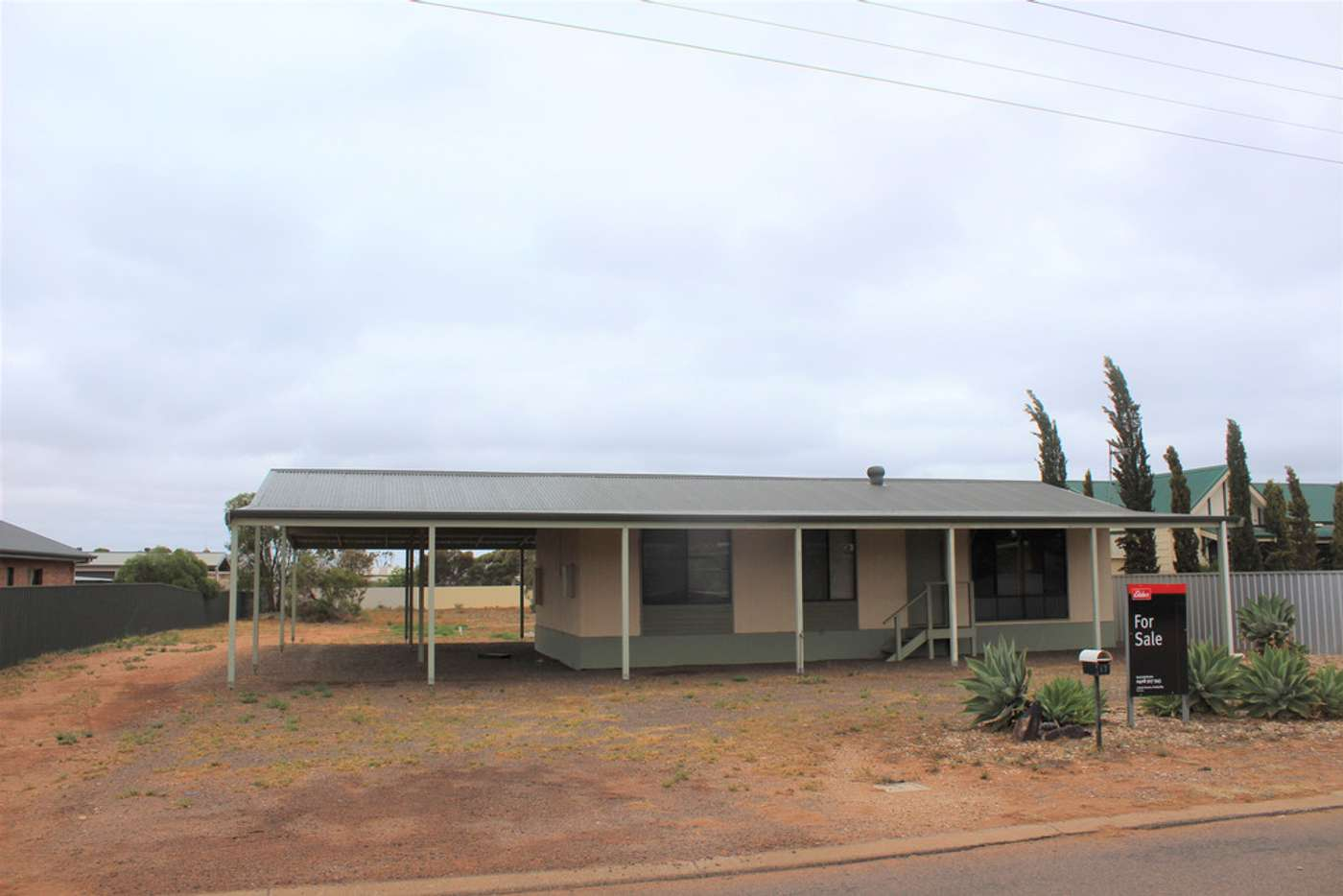Main view of Homely house listing, 17 WARNES STREET, Cowell SA 5602