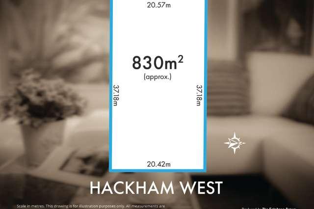 253 Main South Road, Hackham West SA 5163