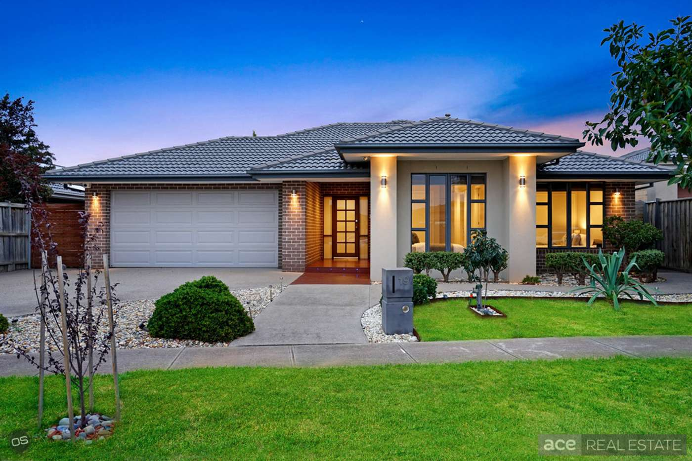Main view of Homely house listing, 19 Yuruga Blvd, Point Cook VIC 3030