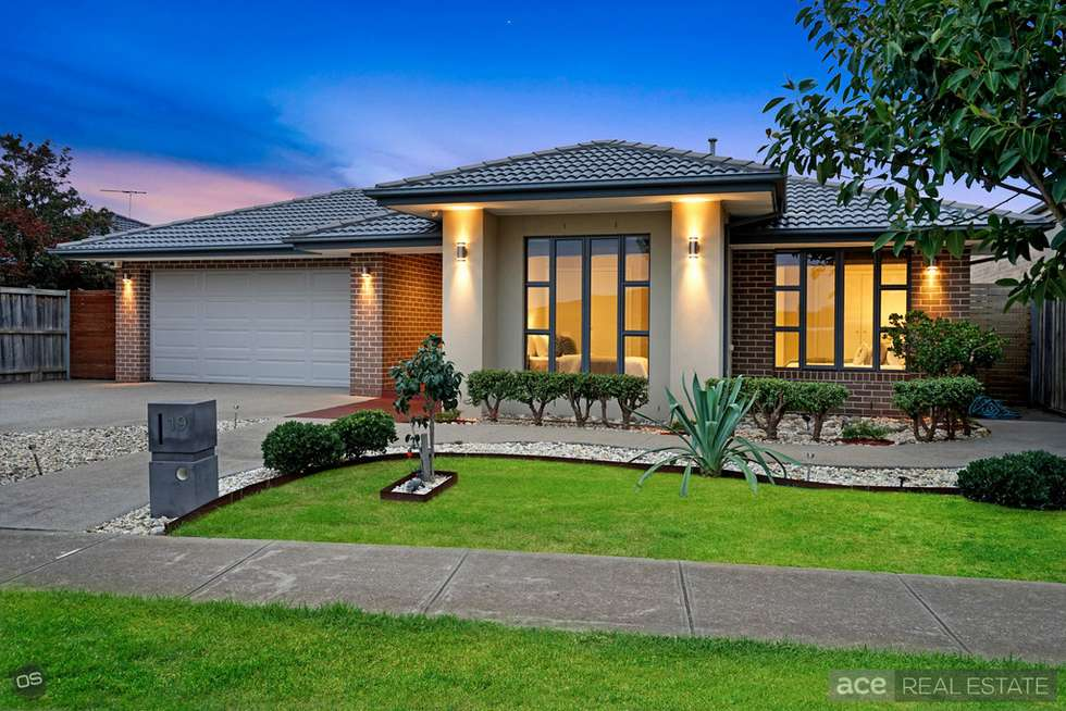 Second view of Homely house listing, 19 Yuruga Blvd, Point Cook VIC 3030
