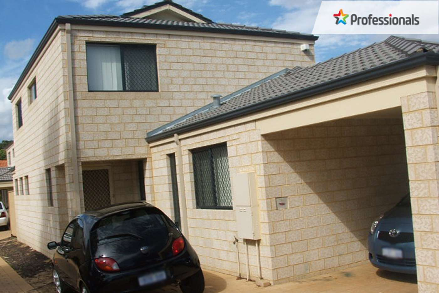 Main view of Homely townhouse listing, 150A Hillview Terrace, Bentley WA 6102