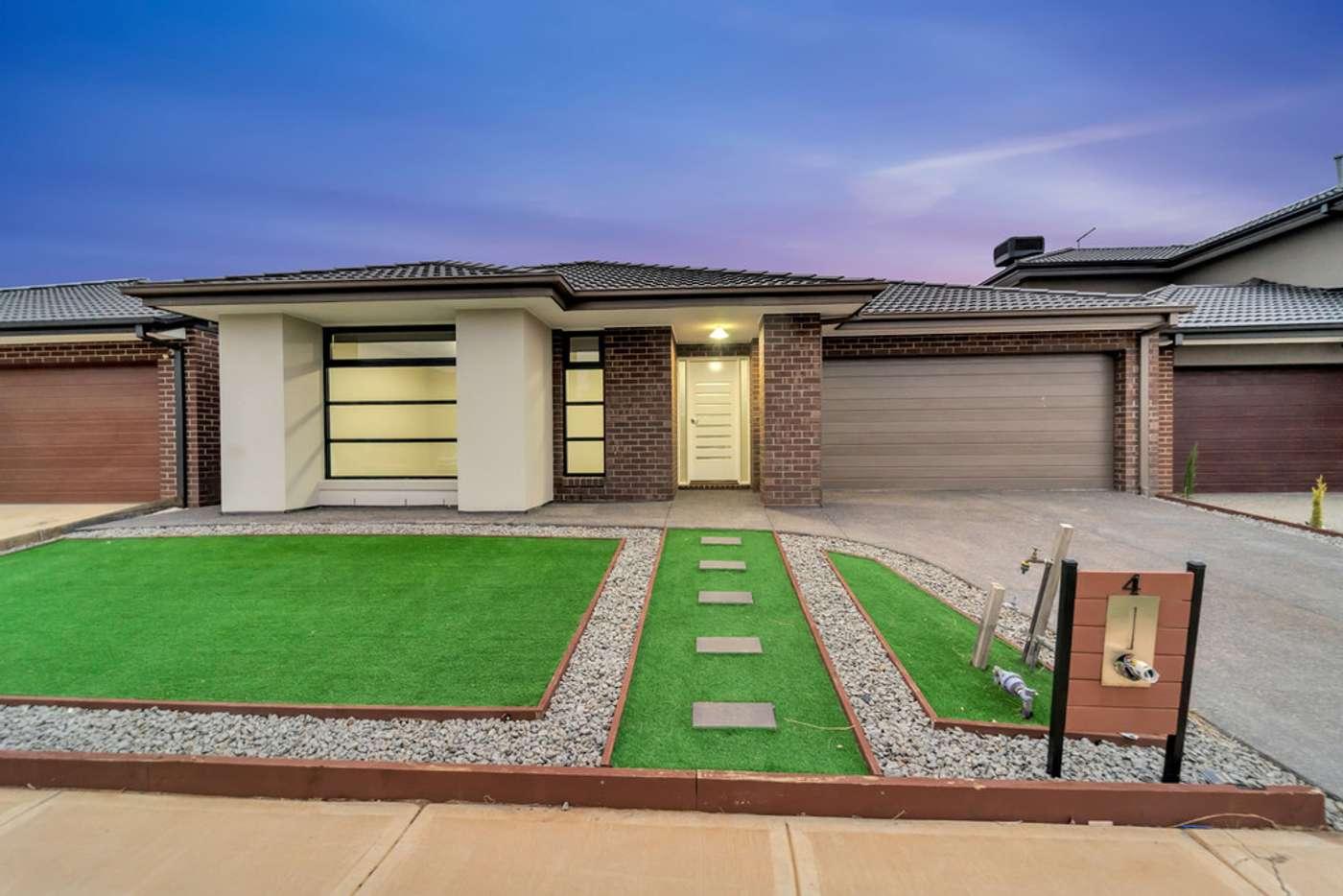 Main view of Homely house listing, 4 Wonderboom Avenue, Tarneit VIC 3029