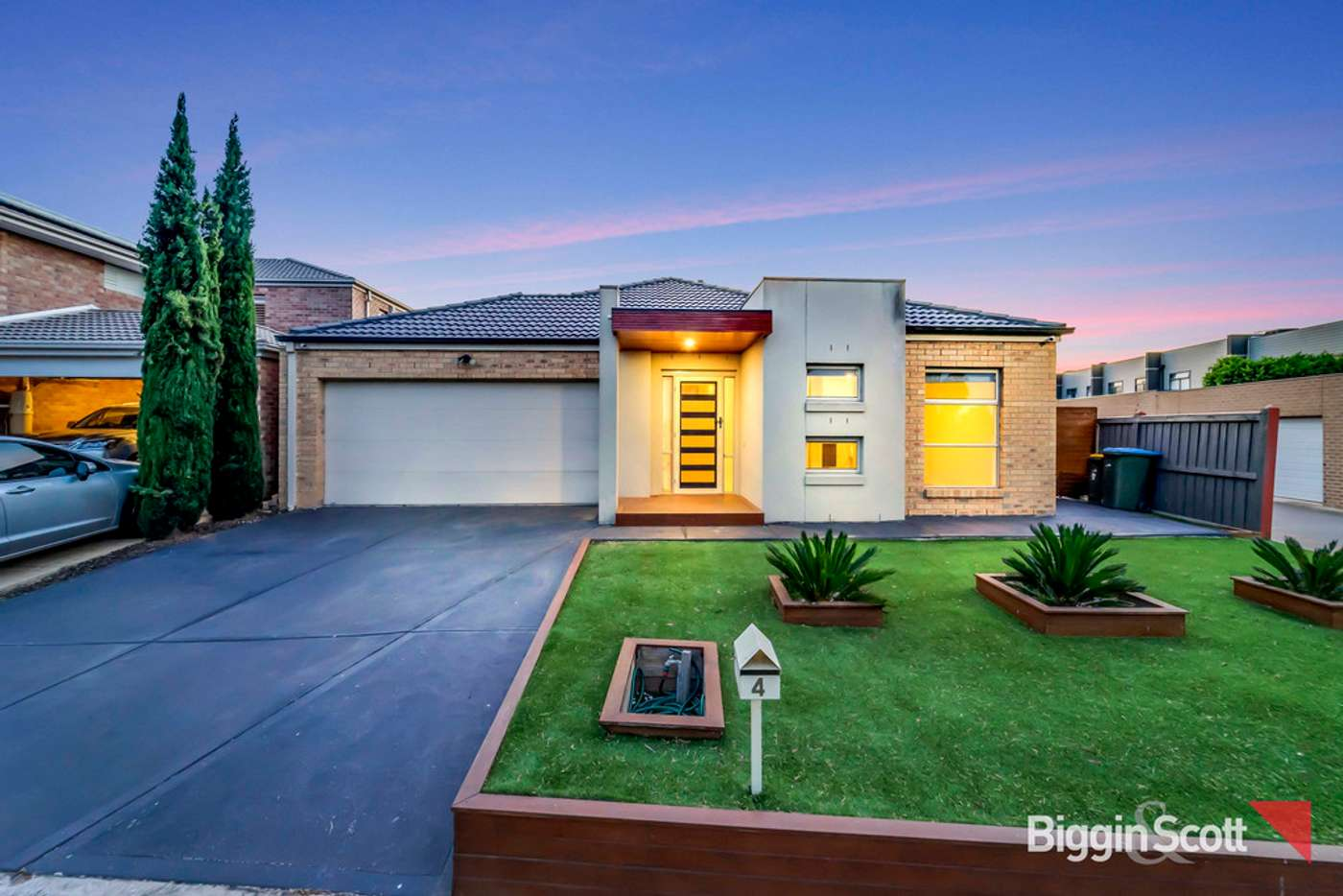 Main view of Homely house listing, 4 Canegrass Drive, Point Cook VIC 3030