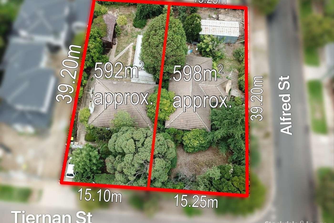 Main view of Homely house listing, 2 & 4 Tiernan Street, Preston VIC 3072