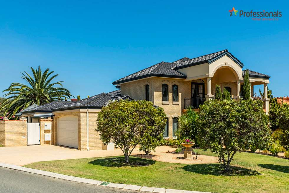 Third view of Homely house listing, 2 Newmarket Retreat, Currambine WA 6028
