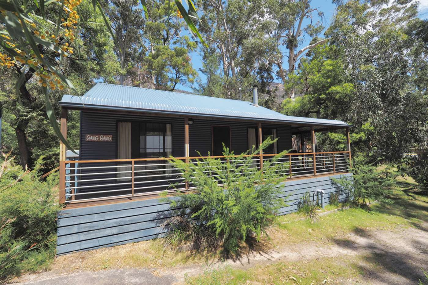 Main view of Homely townhouse listing, 320 Grampians Road, Halls Gap VIC 3381
